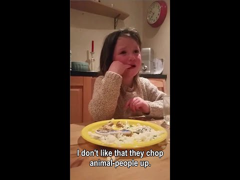 Girl teaches us a lesson we won't ever forget - Amazing