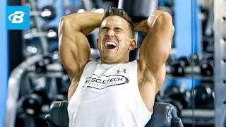 Insane Superset Arm Workout for Mass | Abel Albonetti