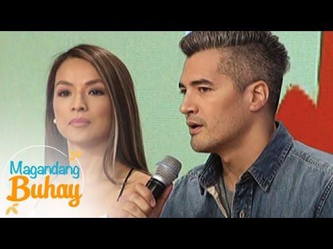 Magandang Buhay: Aubrey and Troy's love story