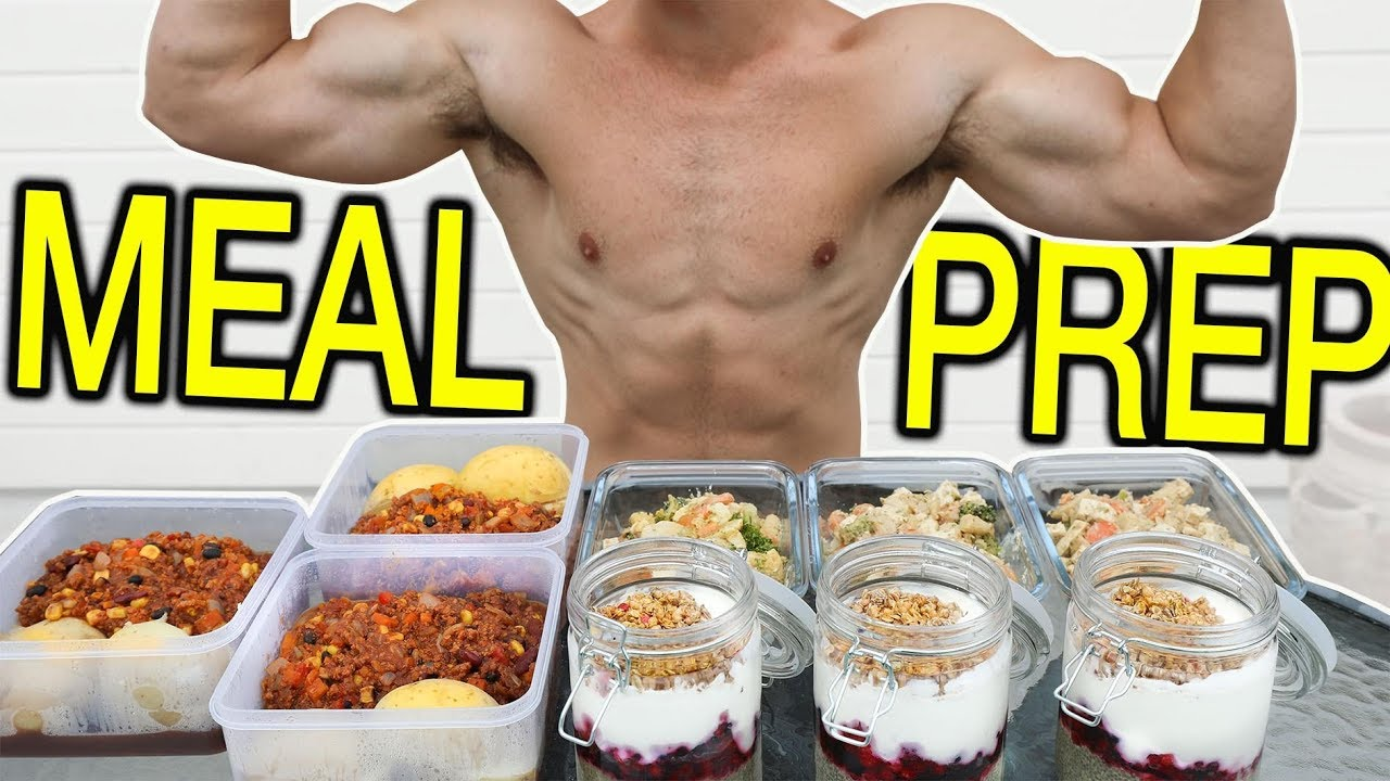 Meal prep ideas for weight loss bodybuilding