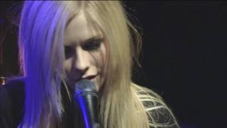 Avril Lavigne Slipped Away Live @ Budokan HD