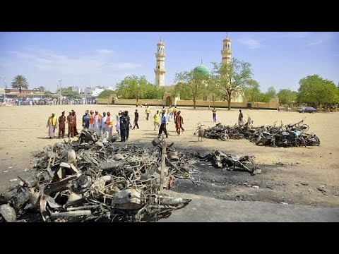 27 killed, over 80 wounded in suicide bomb attack in Nigeria's northeast