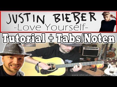 ★Justin Bieber LOVE YOURSELF |