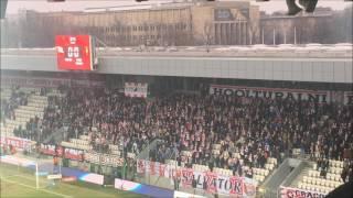 E: Cracovia - Pogoń Szczecin [Cracovia Fans]. 2017-02-19