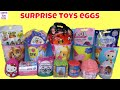 Surprise Toys Blind Bags LOL Disney Tsum Incredibles 2 Eggs Hello Kitty Unboxing Fun