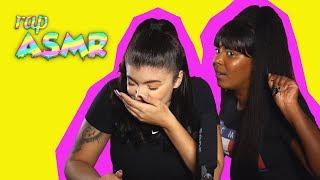 de säger de halal! - rap ASMR med Imenella och Madeleine Eliza