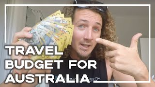 Travelling Australia - How Much Do You Need To Budget? Travel Tuesday - EP 001
