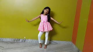 Oh My God Daddy Cover Song # Ala Vaikuntapuramuloo # Dance by Meghana