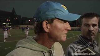 UCLA Football 2010: Coach Neuheisel October 12, 2010