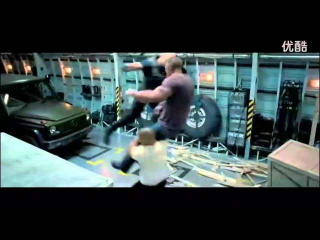 The Fast and The Furios 6 (Officially Trailer) 2013