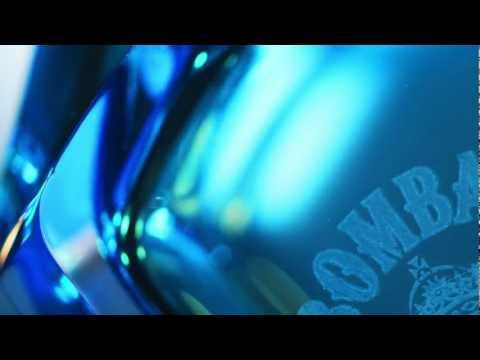 Bombay Sapphire Limited Edition Bottle - 250 Years Anniversary Film