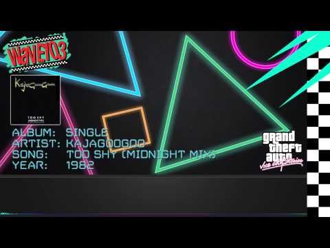 Kajagoogoo - Too Shy (Midnight Mix) [GTA: Vice City Stories]