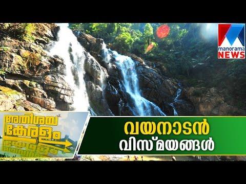 Wayanad - the Wonderland | Athishaya Keralam | Manorama News