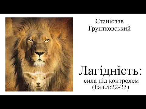 Лагідність: сила під контролем - Cтаніслав Грунтковський