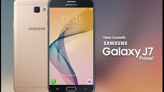 [Hindi - हिन्दी] Unboxing Of Samsung J7 Prime (2016) Indian Retail Unit