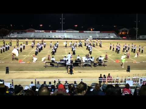 Golden Valley High School Marching Band--Music in Motion 2013