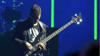 Star Spangled Banner - Stefan Lessard - Dave Matthews Band - Baltimore MD 12.18.12