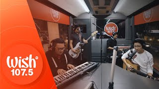 "Orange & Lemons perform ""Pag-ibig Sa Tabing-Dagat"" LIVE on Wish 107.5 Bus"