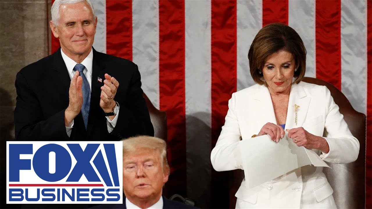 Steve Scalise: Pelosi ripping up Trump's speech was 'disgraceful'