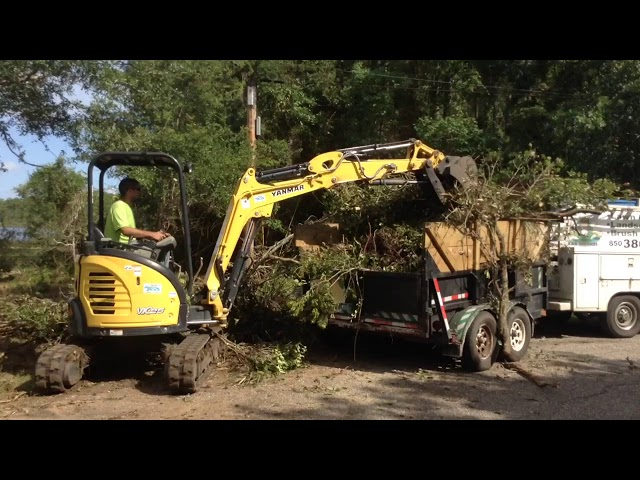 Pensacola Land Clearing by R & R Services