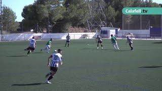 Resum Athlètic Segur 1-CF Calafell 4