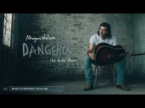 Morgan Wallen – More Surprised Than Me (Audio Only)