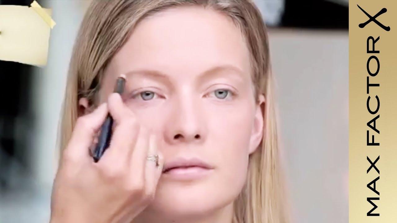 hvordan tegner man øjenbryn op