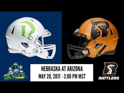 Week 15 | Nebraska Danger at Arizona Rattlers