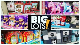 COME SHOP WITH ME AT BIG LOTS | CHRISTMAS GIFT IDEAS