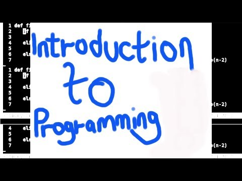 Introduction to Programming for beginnersLearn to code