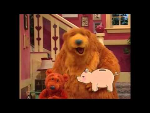 A Million Nickels by Steve Charney from Bear in the Big Blue House