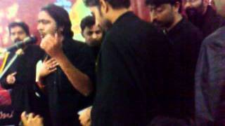 Asghar Khan Reciting Ghazi(a.s) Uth Wekh (Hala 2010)