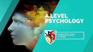 A Level Psychology