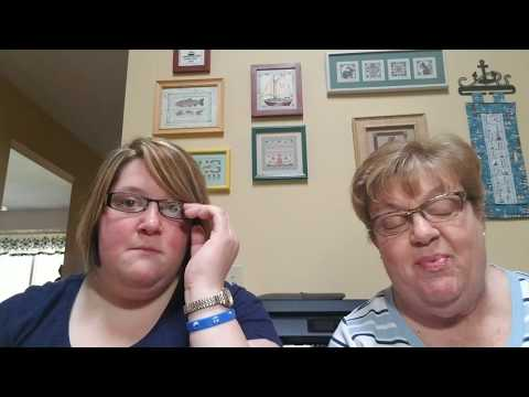 FlossTube #44 - Pam & Steph Get Their Bells Rung