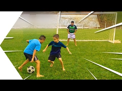 Aladdin Vs Bolívia | Who Leads? Ultimate Skills Soccer Challenges