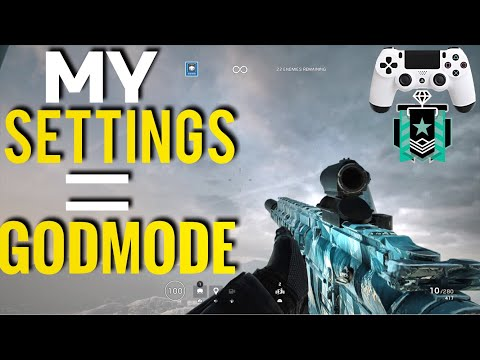This Is WHY My SETTINGS Will Make You BETTER On CONSOLE - Rainbow Six Siege Tips