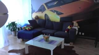 Квартира в Стокгольме (Швеция) - 1-3 апреля 2014г.(, 2014-04-08T13:50:16.000Z)