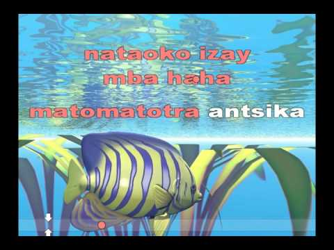 Karaoke Tiako hiova - Njakatiana