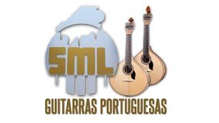 Guitarra Portuguesa Luxo Tampo Flandres Lisboa 70720