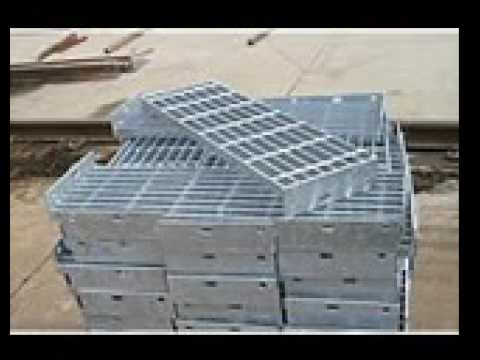 galvanized grating weight ,round metal grate