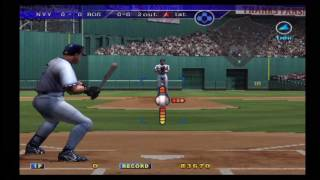 Home Run King - Nintendo Gamecube - New York Yankees vs. Boston Red Sox