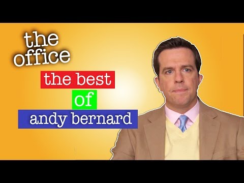 Best of Andy Bernard  - The Office US