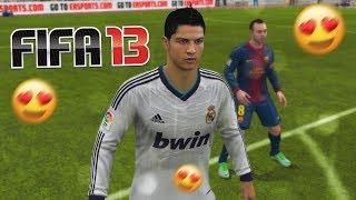 PLAYING FIFA 13 CAREER MODE