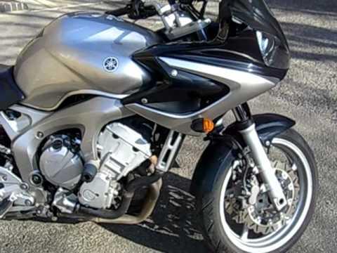 Silver engine, black frame