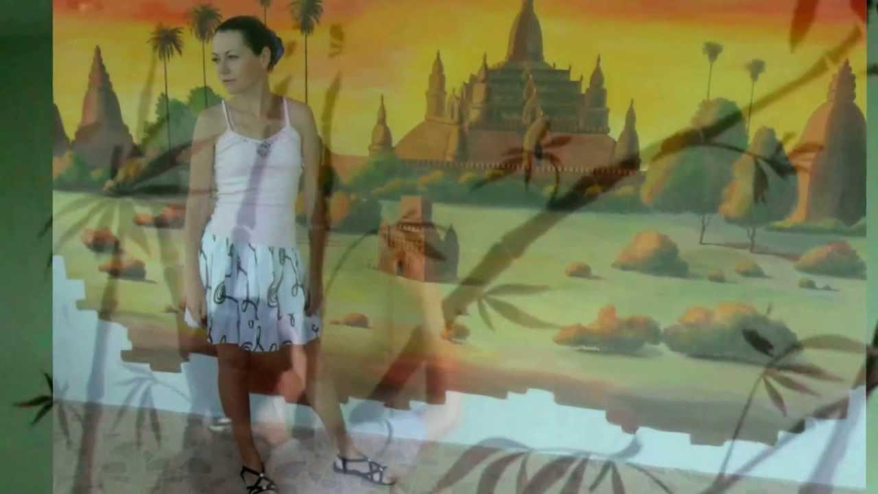 Художественная роспись стен от Ирины Чернега
