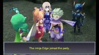 Final Fantasy 4 PC (Active Hard Mode) - Part 25: Meeting Edge
