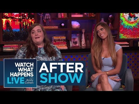 After Show: Aidy Bryant On Ryan Gosling Hosting SNL | WWHL