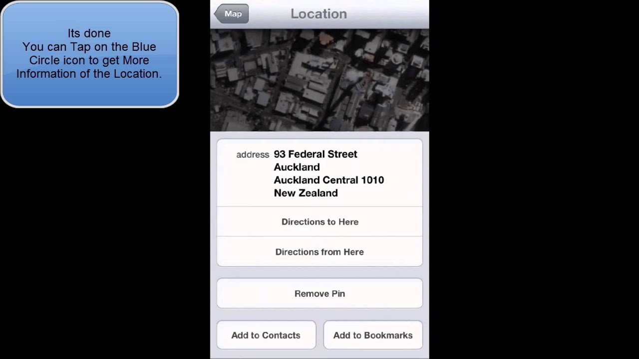 how to drop a pin on iphone how to drop a pin in apple maps iphone 5 ipod touch 20027