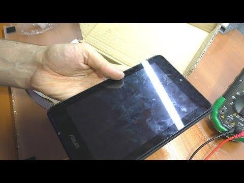 РЕМОНТ ДЛЯ ПОДПИСЧИКА: Вырвали microUSB разъём на планшете Asus Me173x / Тяжёлый случай