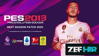 PES 2013 Next Season Patch 2020 - Released 05.11.2019